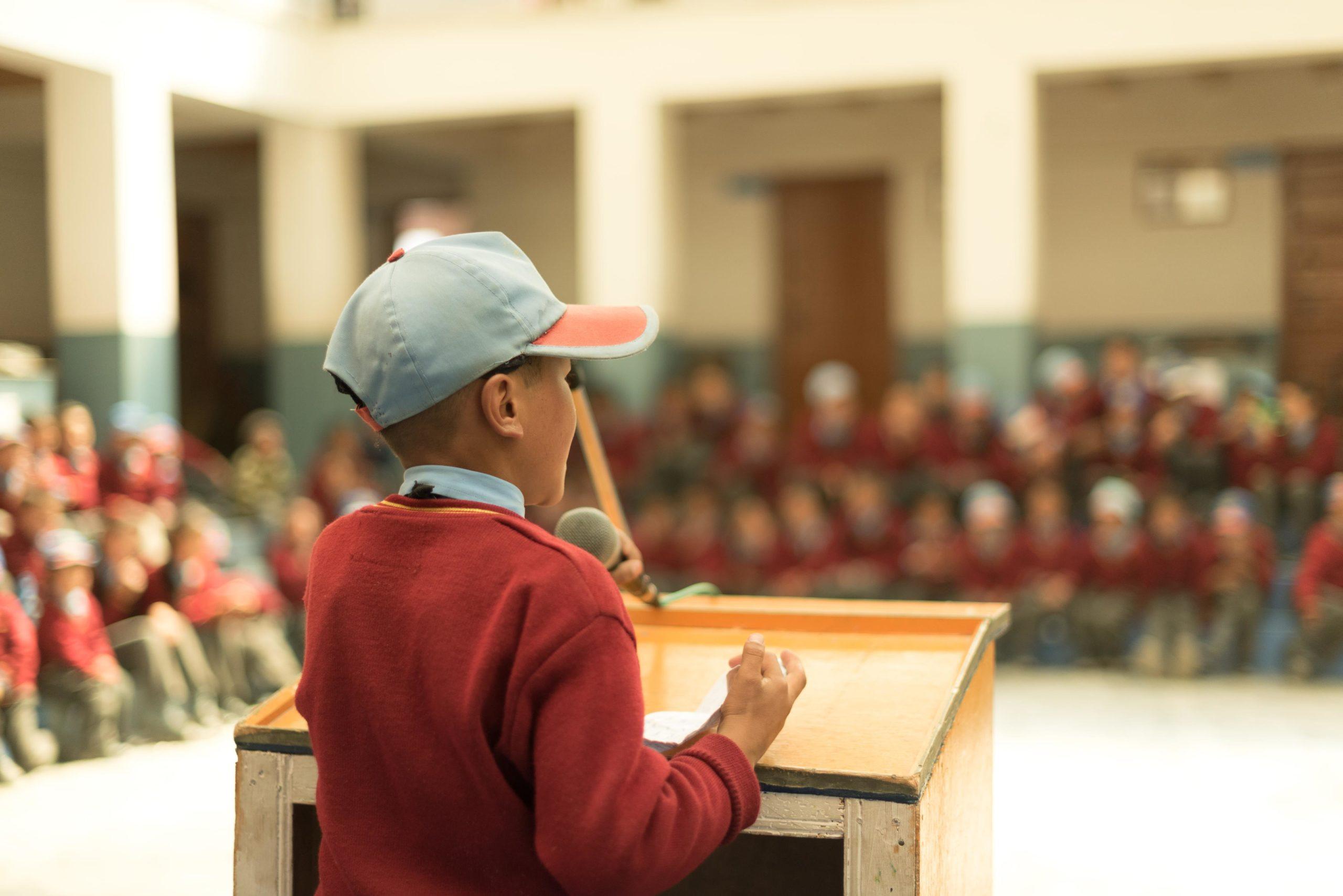 Clement Cattin – Vie à l'école